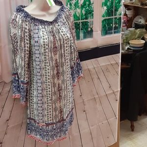 Young Threads boho Maternity dress or top